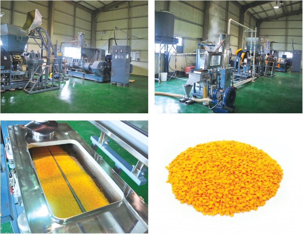 XPE / XLPE Foam Production