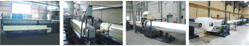Expanded PS Foam Sheet Extrusion Line