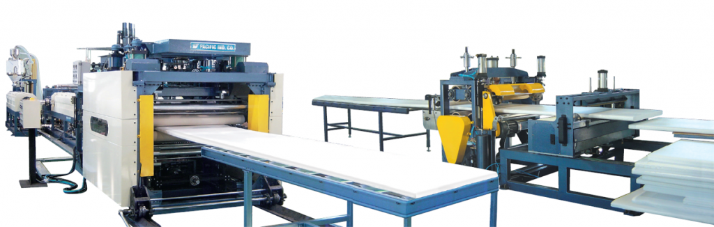 Extruded PS Foam Board Extrusion Line