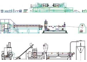 XLPE Foam Sheet Line