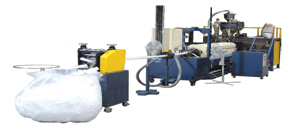 pe-foam-net-pipe-extruder
