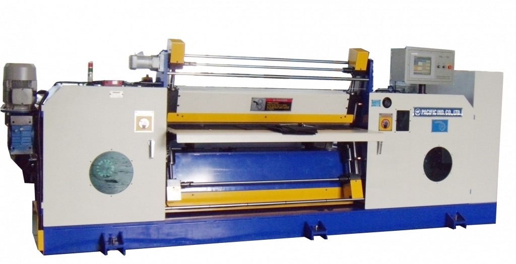 Band Knife Splitting Machine