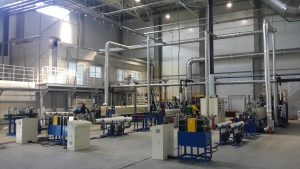EPE Foam Pipe, Sheet Extrusion Line