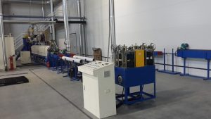 EPE Foam Pipe, Sheet Extruder