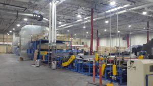 Crosslinked PE Foam Production Line