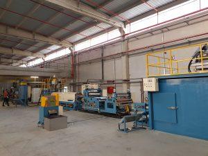 XLPE Foam Sheet Production Line