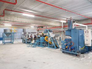 Crosslinked PE Foam Sheet Production Line