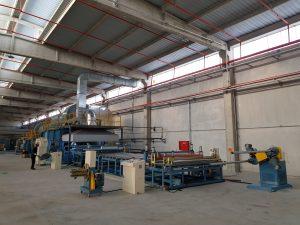 XLPE Foam Sheet Extrusion Line manufaturer