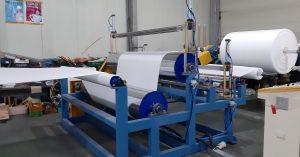 EPE foam sheet single extruder
