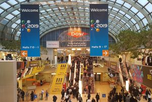 The World's No. 1 Trade Fair for Plastics and Rubber