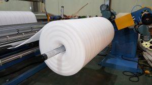 EPE, NPE foam machine